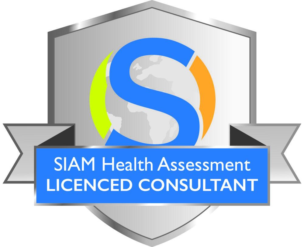 SIAM Licenced Consultant